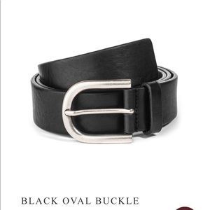 To Boot New York men's belt